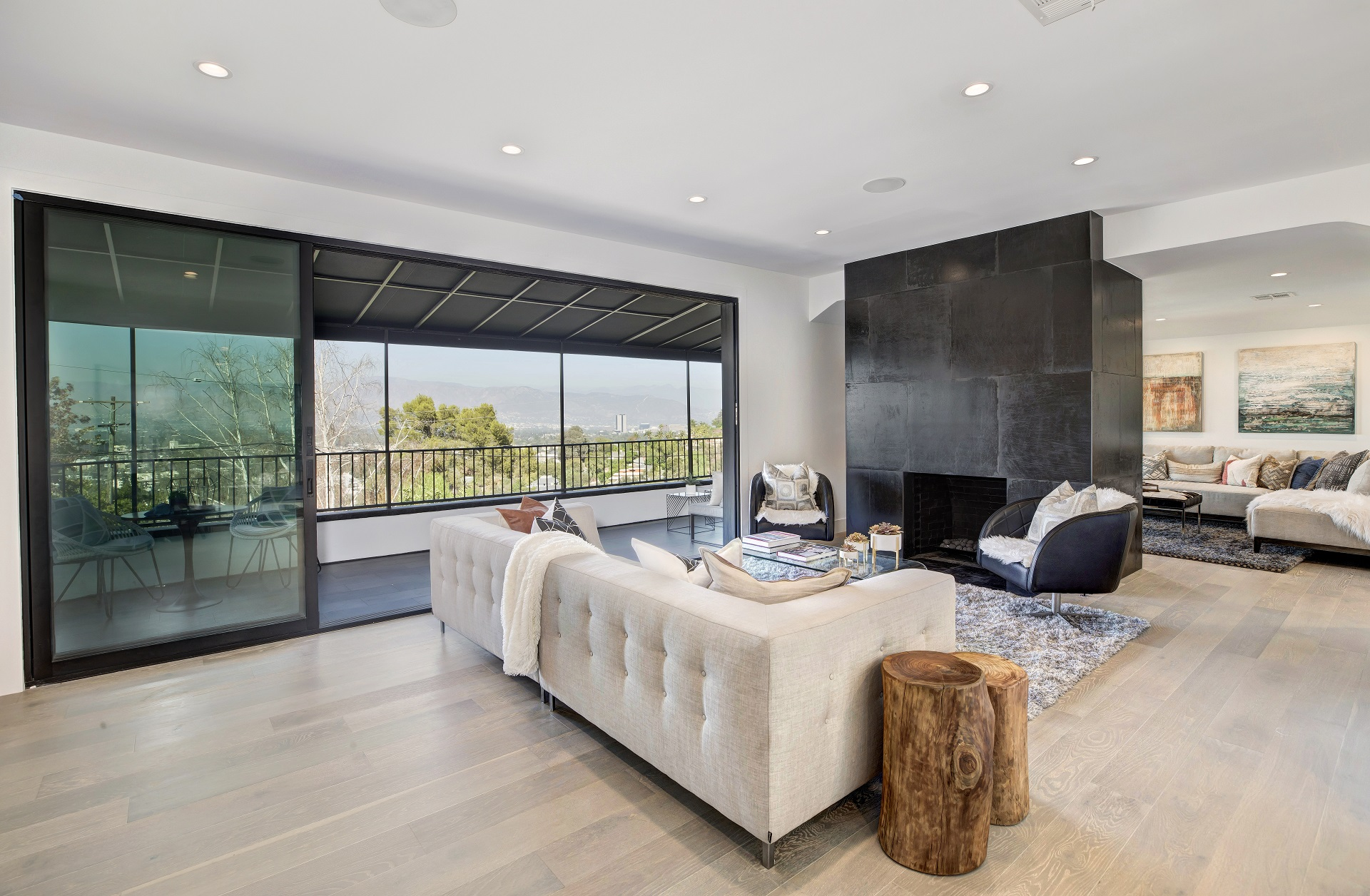 Studio City Hills modern contemporary  - Modiano Design